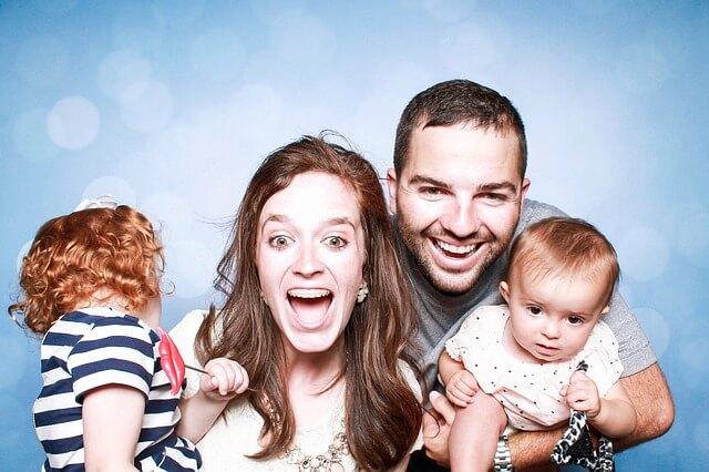 A családok éve 2021-ben